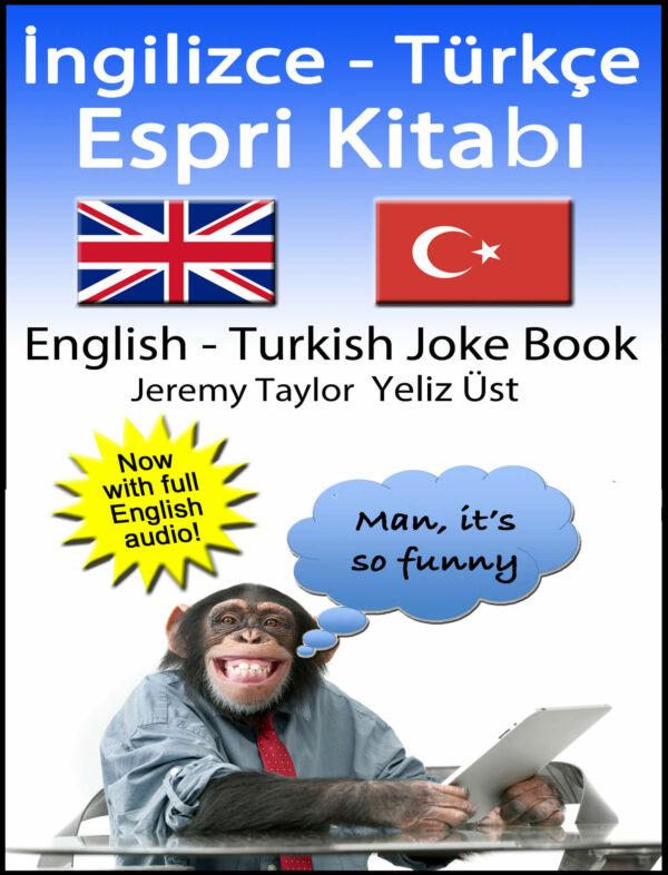 Turkish Joke book cover