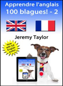 Apprendre l'anglais 100 blagues - 2 cover