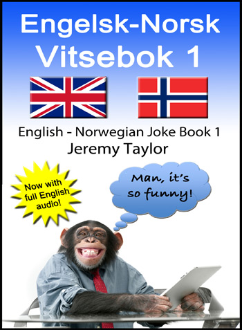 Engelsk Norske Vitseboka 1