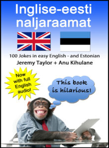 Estonian joke bok cover