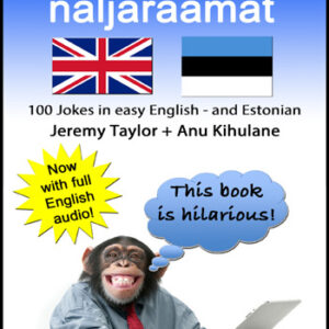 Estonian Joke Book 1 cover
