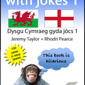 Learn Welsh with Jokes 1 cover